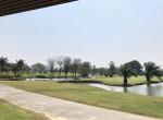 For Rent Town House Villa Albero on Krunthep Kreetha Road near golf course (2)