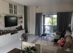For Rent Town House Villa Albero on Krunthep Kreetha Road near golf course (3)