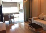 Property photo - For Rent 1bed Condo The Address Asoke near MRT Petchaburi in Bangkok (2).JPG