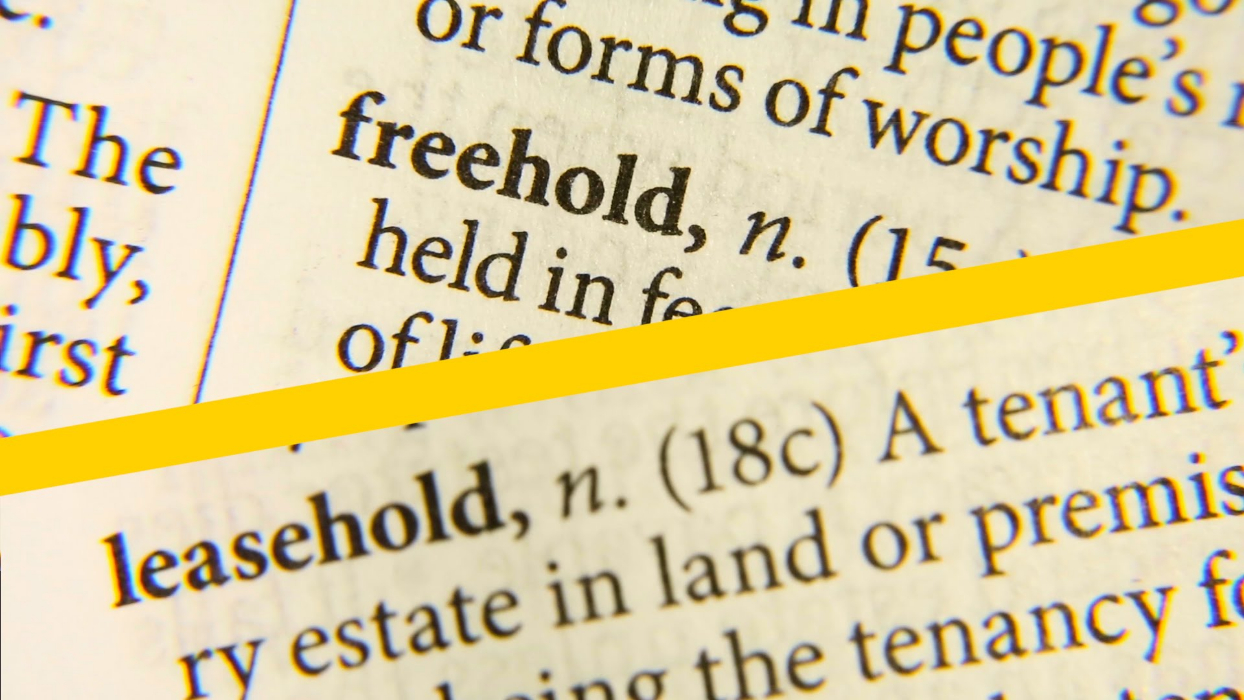Bangkok Real Estate Guide: Leasehold or Freehold?